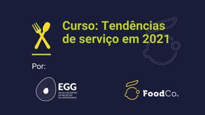 Curso - Tendências de Serviço em 2021