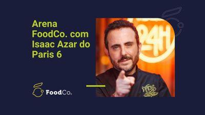 Arena FoodCo. com Isaac Azar do Paris 6