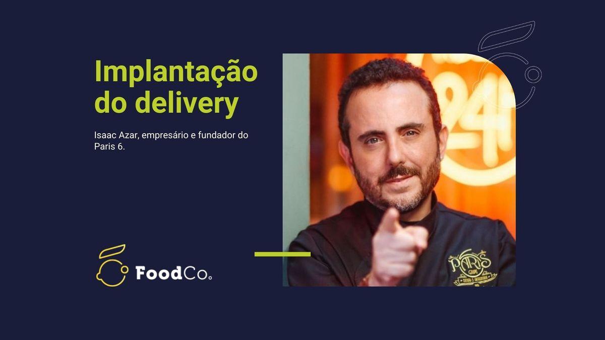 Parte 1 - Arena FoodCo. com Isaac Azar