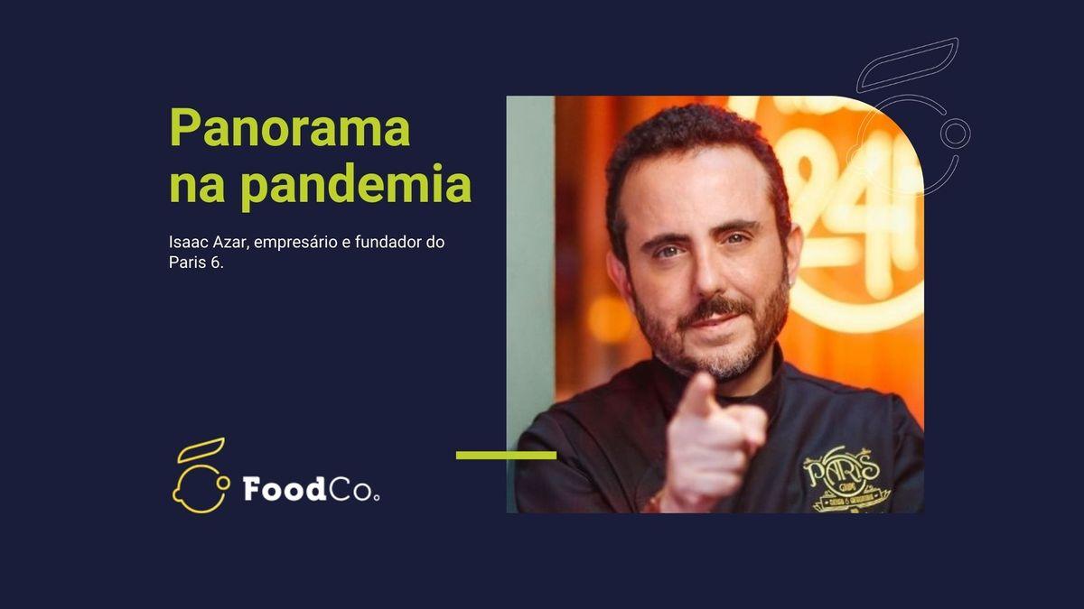 Parte 2 - Arena FoodCo. com Isaac Azar