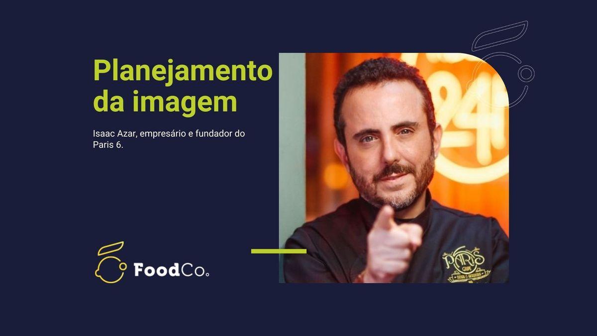 Parte 3 - Arena FoodCo. com Isaac Azar