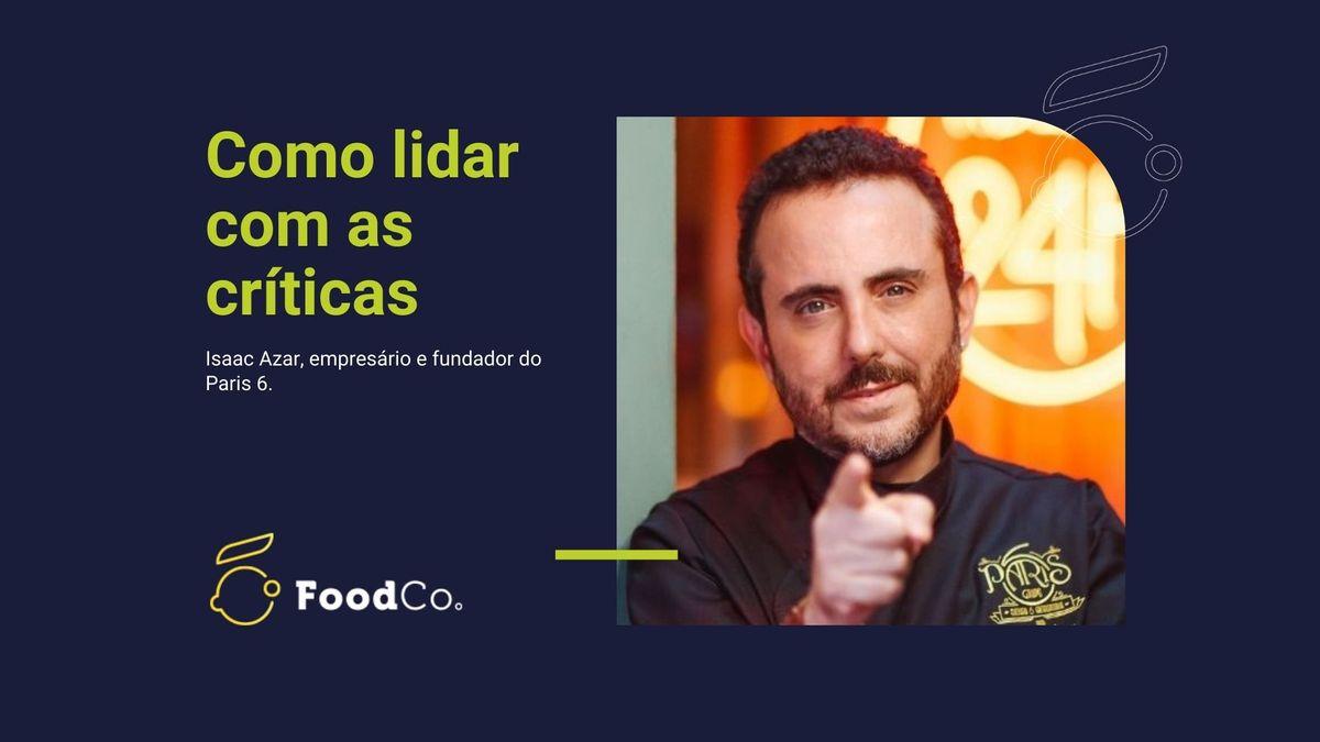 Parte 7 - Arena FoodCo. com Isaac Azar